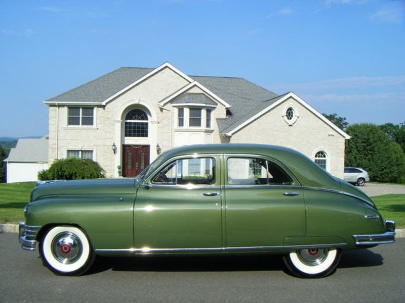 1949 PACKARD 8CYL 4DR Sedan - G265129CE - 1