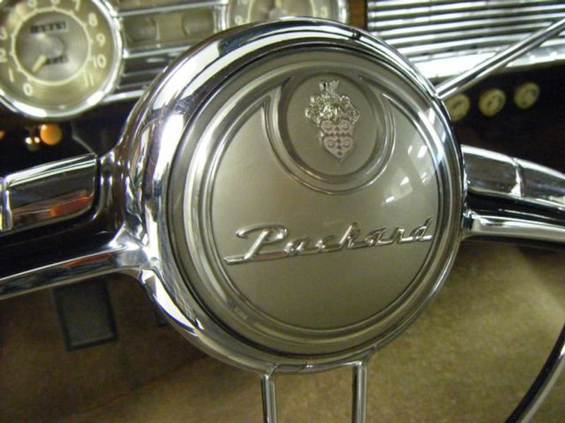 1949 PACKARD 8CYL 4DR Sedan - G265129CE - 21