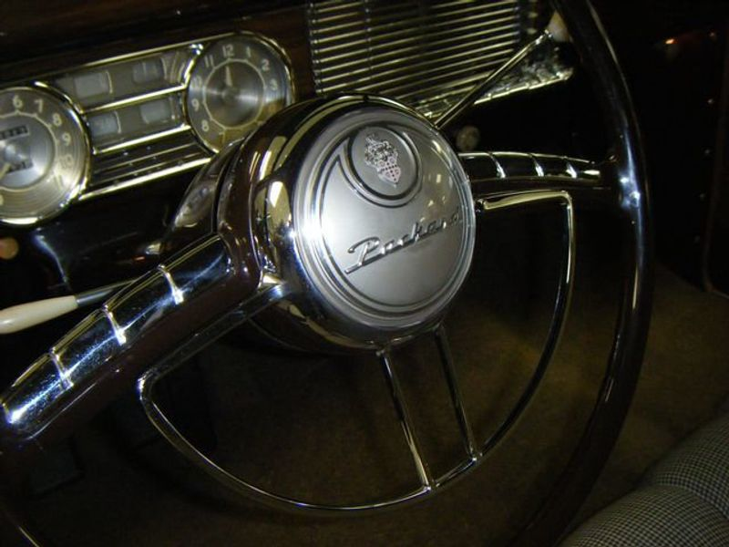 1949 PACKARD 8CYL 4DR Sedan - G265129CE - 22