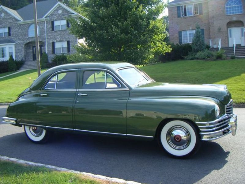1949 PACKARD 8CYL 4DR Sedan - G265129CE - 2