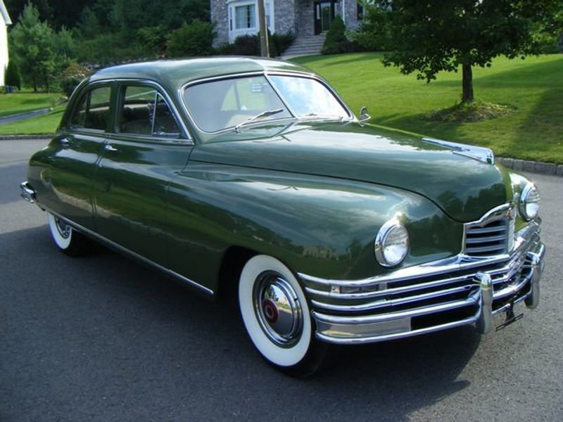 1949 Used PACKARD 8CYL 4DR at Find Great Cars Serving RAMSEY, NJ ...