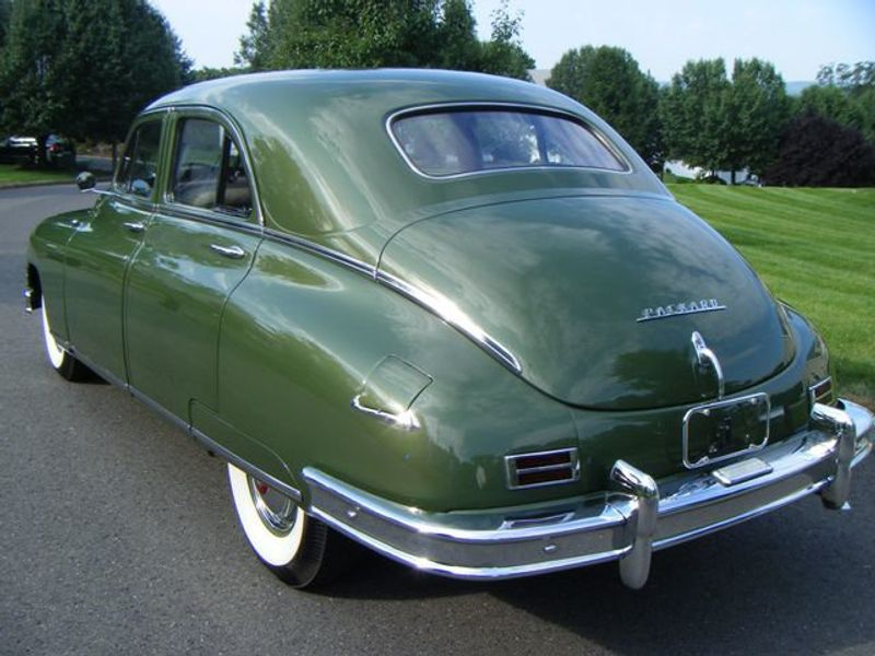 1949 PACKARD 8CYL 4DR Sedan - G265129CE - 43