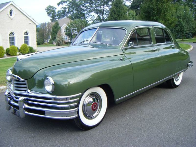 1949 PACKARD 8CYL 4DR - 3298207 - 4