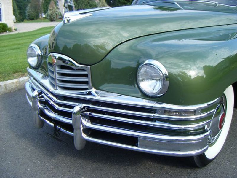 1949 PACKARD 8CYL 4DR Sedan - G265129CE - 5