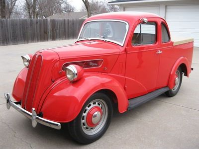 1950 ANGLIA UTE PICK UP