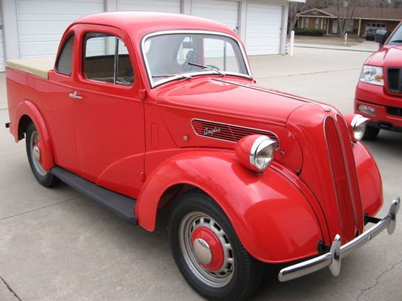 1950 ANGLIA UTE PICK UP RESTORED - 5405385 - 6