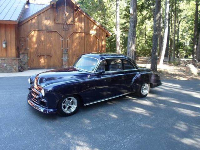 1950 Chevrolet 2 Dr Deluxe