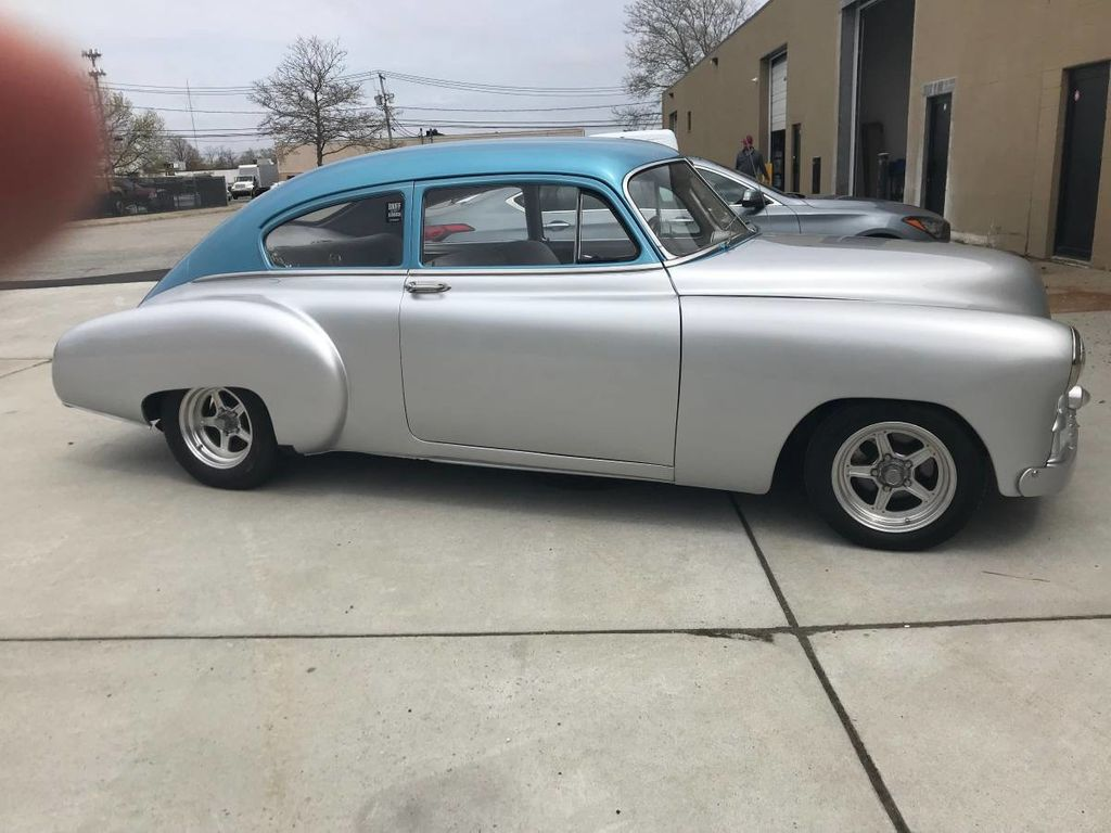 1950 Used Chevrolet Fleetwood Fastback At Webe Autos Serving Long 1949 Chevy Truck Vin Location 16824221 1