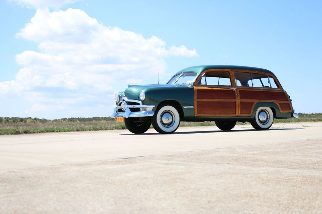 1950 Used Ford Super Deluxe Woody Wagon at WeBe Autos Serving Long Island,  NY, IID 17650474