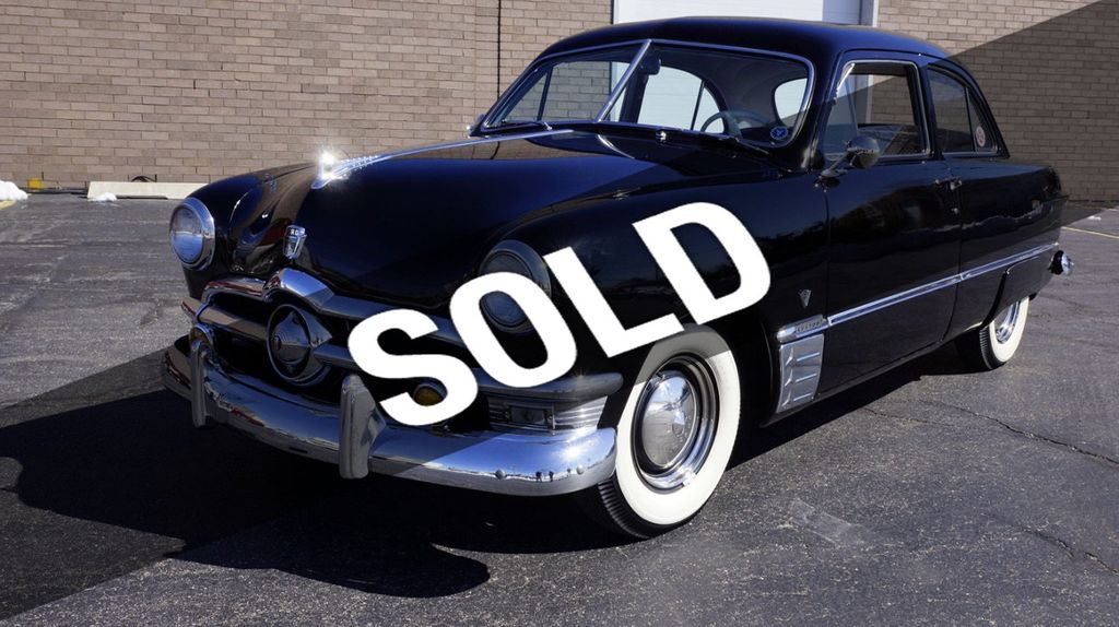 1950 used ford tudor for sale at webe autos serving long island ny iid 16836754. Black Bedroom Furniture Sets. Home Design Ideas