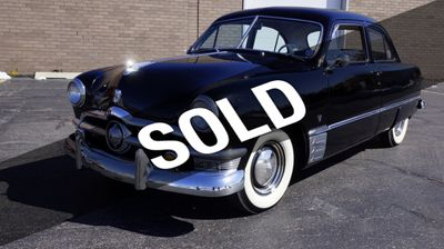 1950 Ford Tudor For Sale Coupe