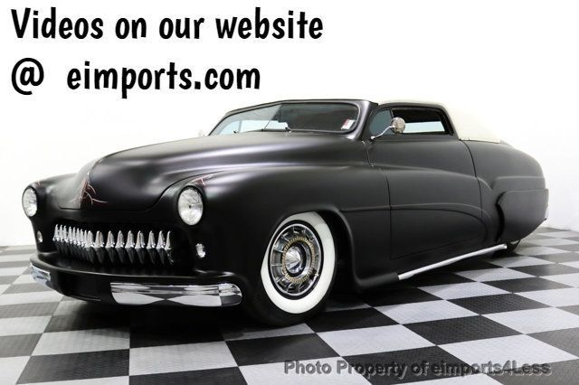 1950 Mercury CUSTOM COUPE  - 17635237 - 0