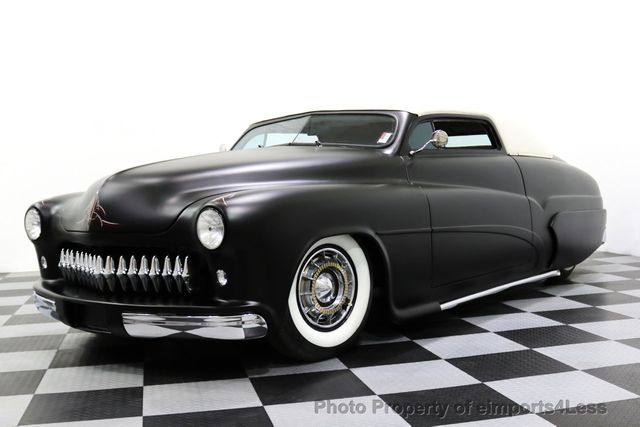1950 Mercury CUSTOM COUPE  - 17635237 - 54