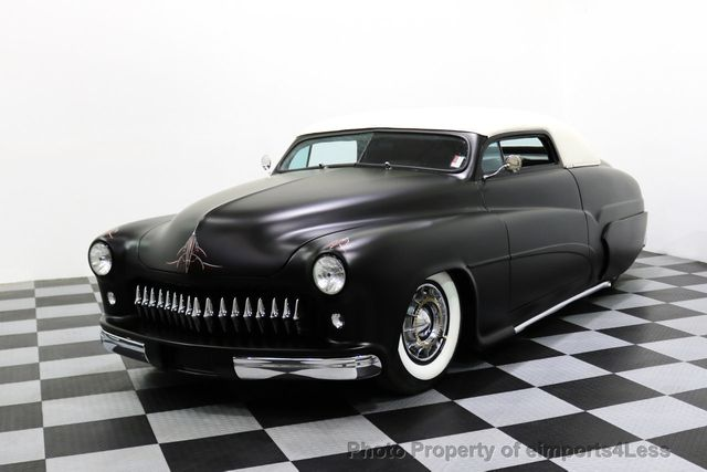 1950 Mercury CUSTOM COUPE  - 17635237 - 55