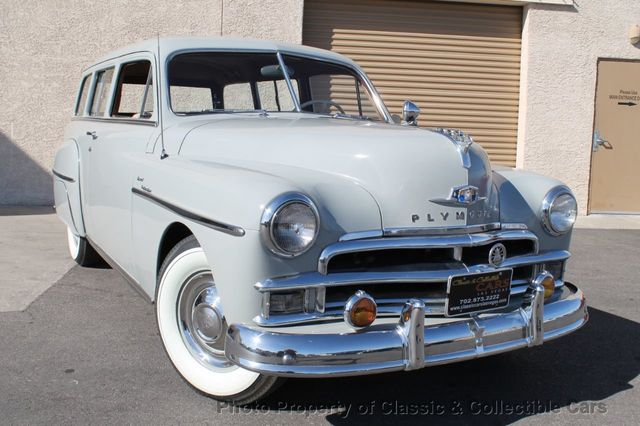 1950 Used Plymouth Suburban Special Deluxe At Classic