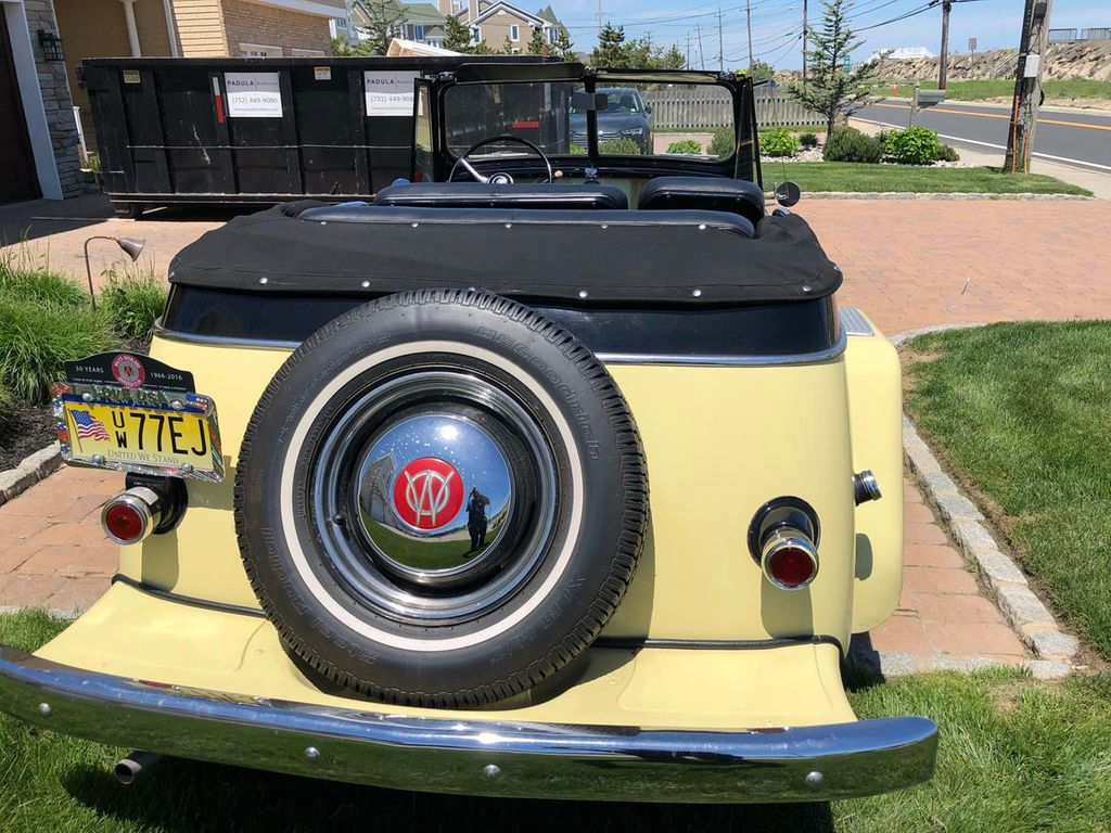 1950 Willys jeepster  - 17690949 - 9