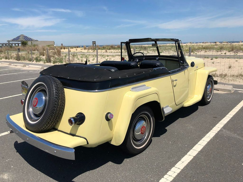 1950 Willys jeepster  - 17690949 - 14