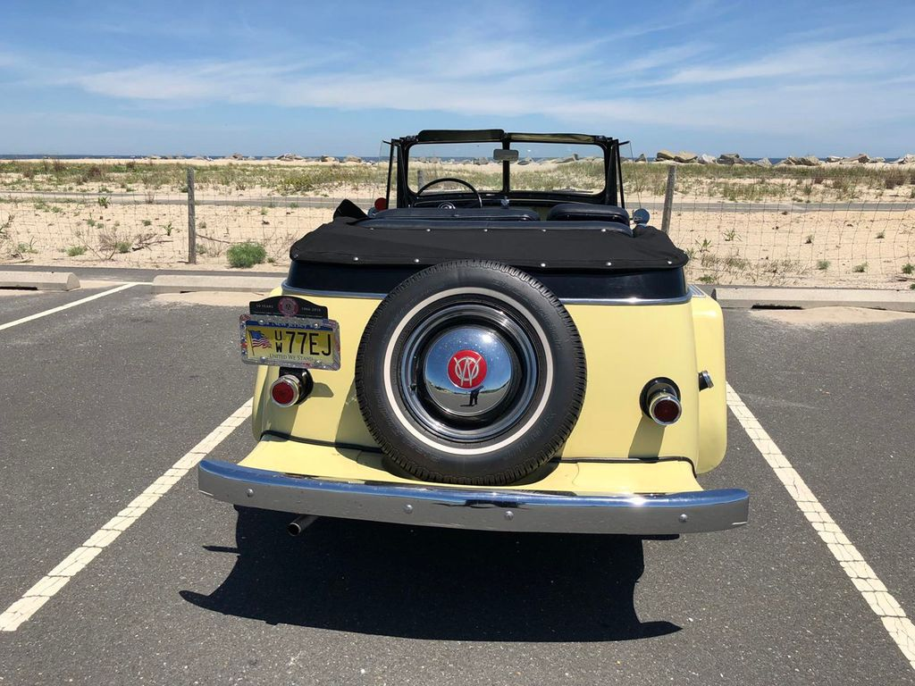 1950 Willys jeepster  - 17690949 - 15