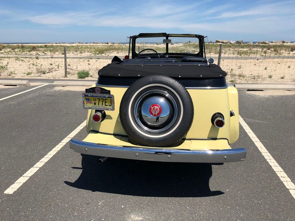 1950 Willys jeepster  - 17690949 - 16