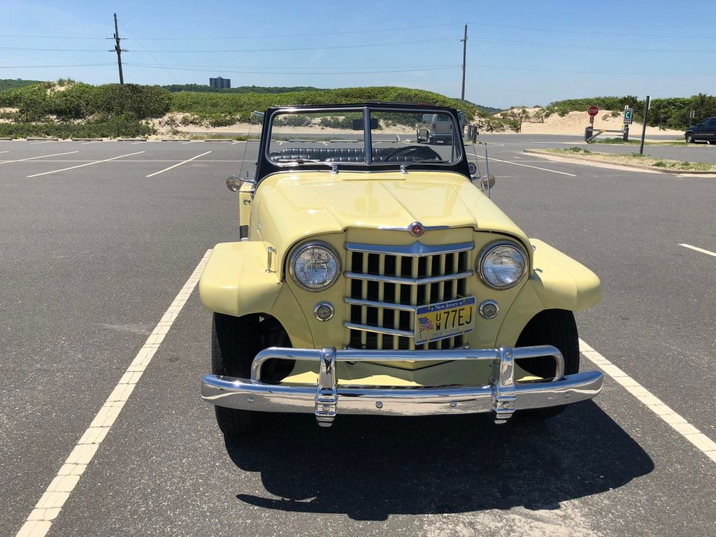 1950 Willys jeepster  - 17690949 - 18