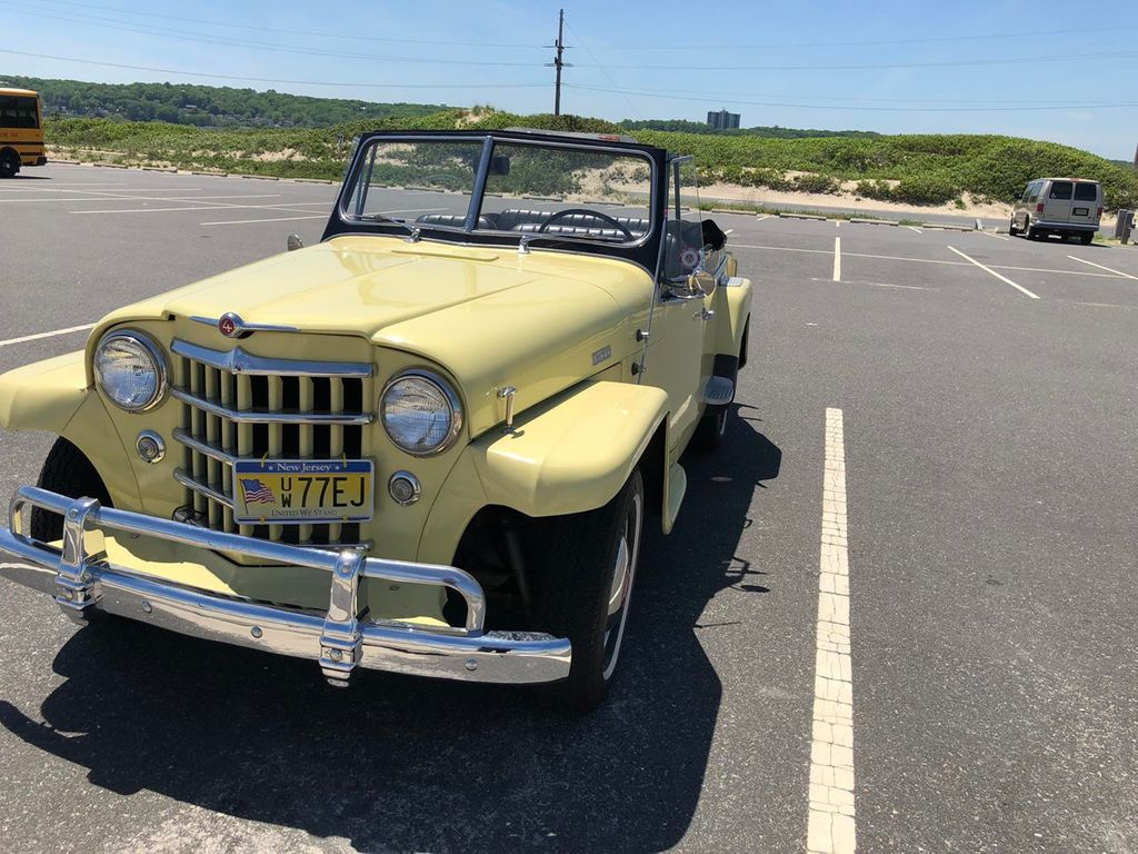 1950 Willys jeepster  - 17690949 - 19
