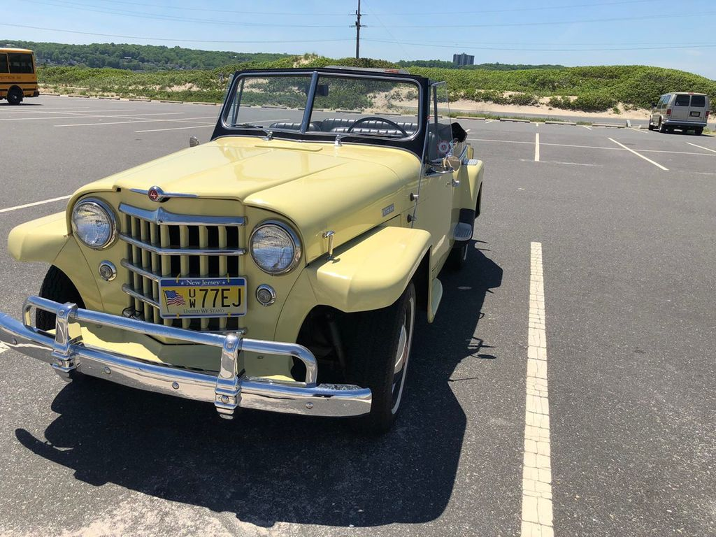 1950 Willys jeepster  - 17690949 - 20
