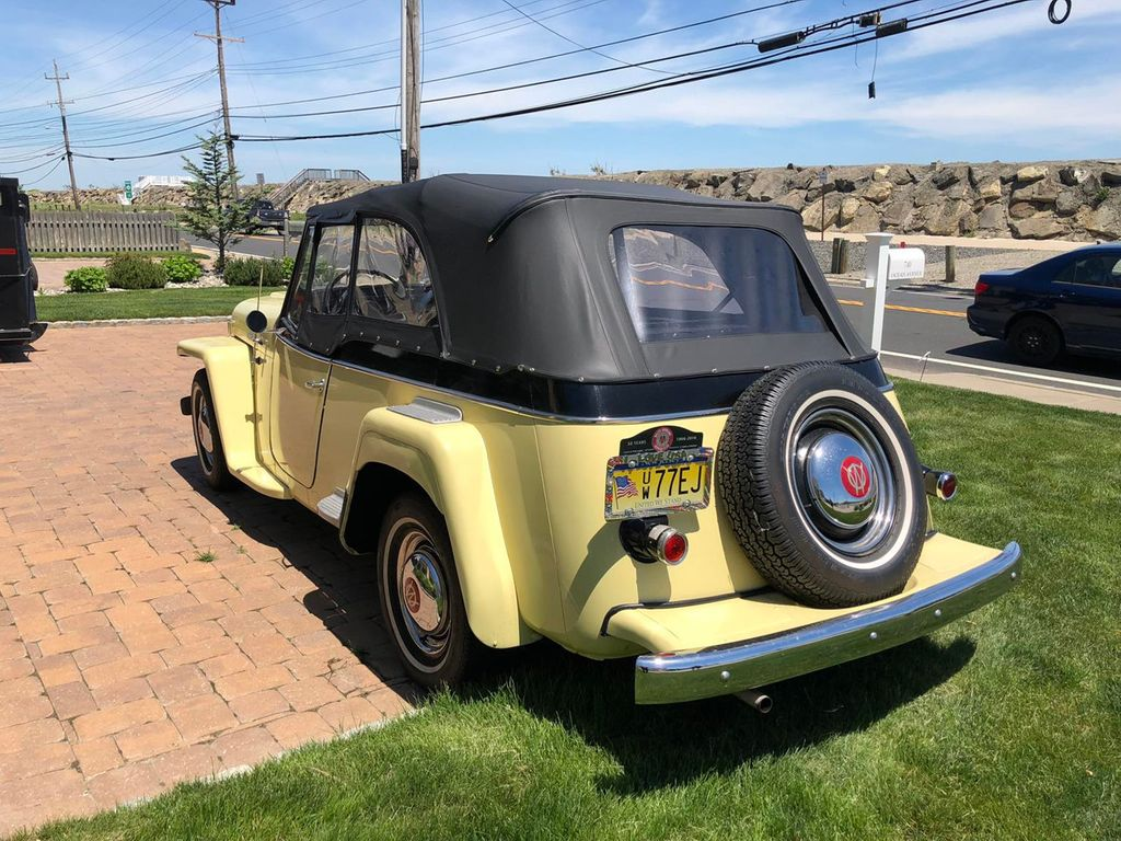 1950 Willys jeepster  - 17690949 - 5
