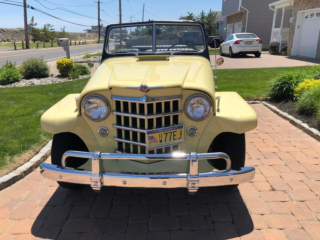 1950 Willys jeepster  - 17690949 - 6