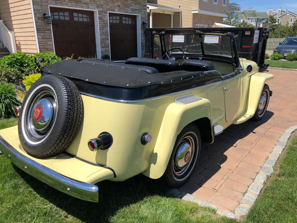 1950 Willys jeepster  - 17690949 - 8