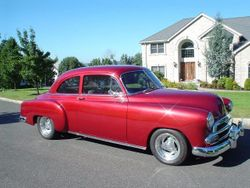 1951 Chevrolet 2dr SEDAN ZZ4 - 5JJK16773