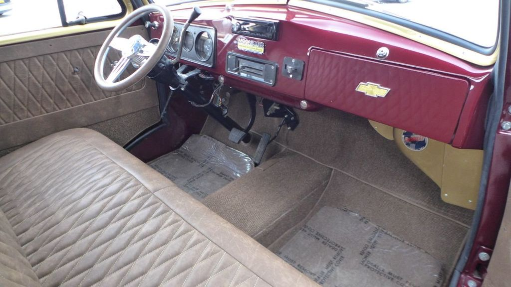 1951 Chevrolet 5100 COE  - 18907788 - 12