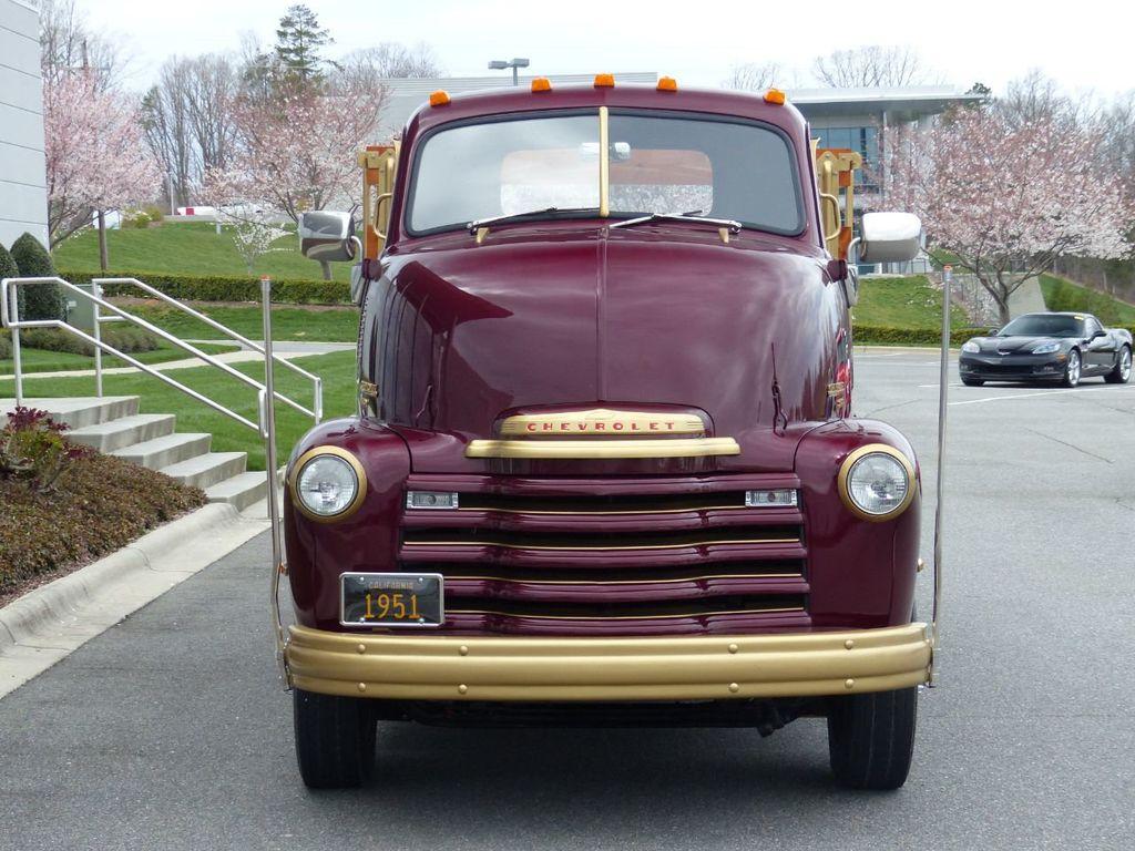 1951 Chevrolet 5100 COE  - 18907788 - 1