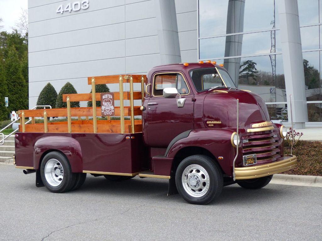 1951 Chevrolet 5100 COE  - 18907788 - 2
