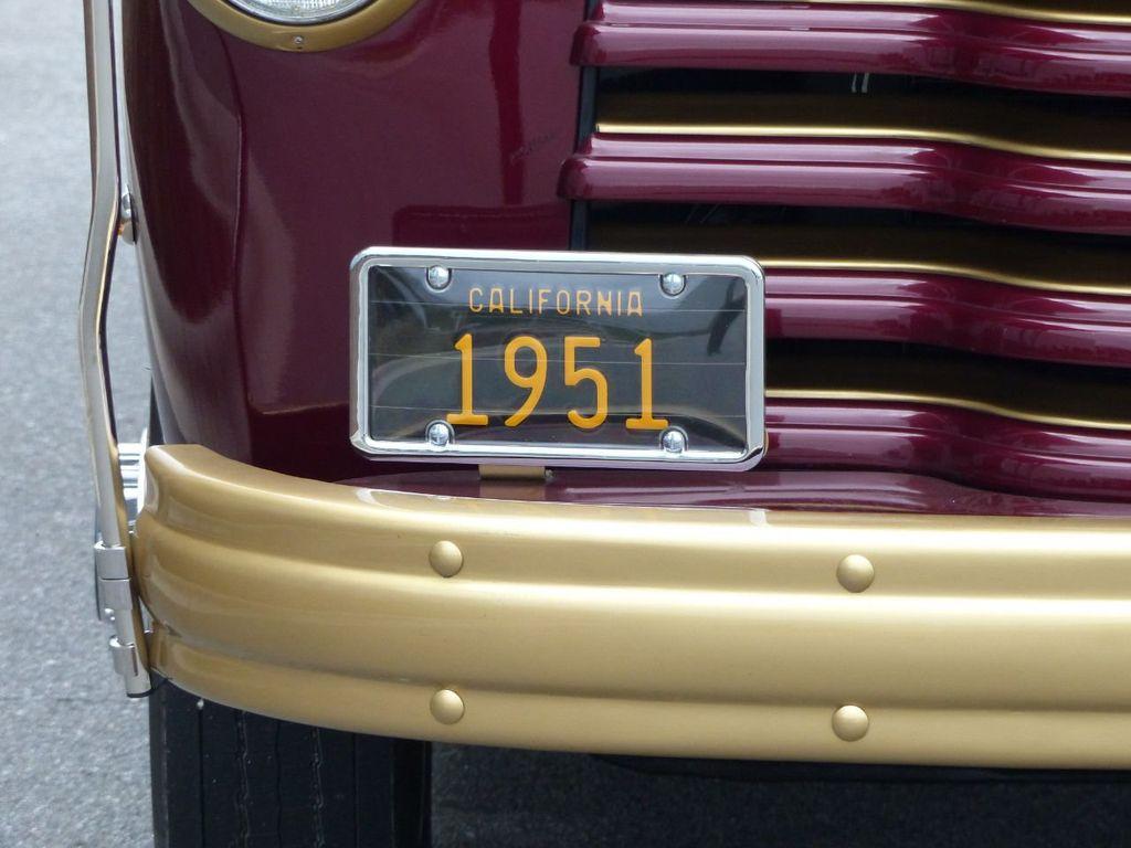 1951 Chevrolet 5100 COE  - 18907788 - 38