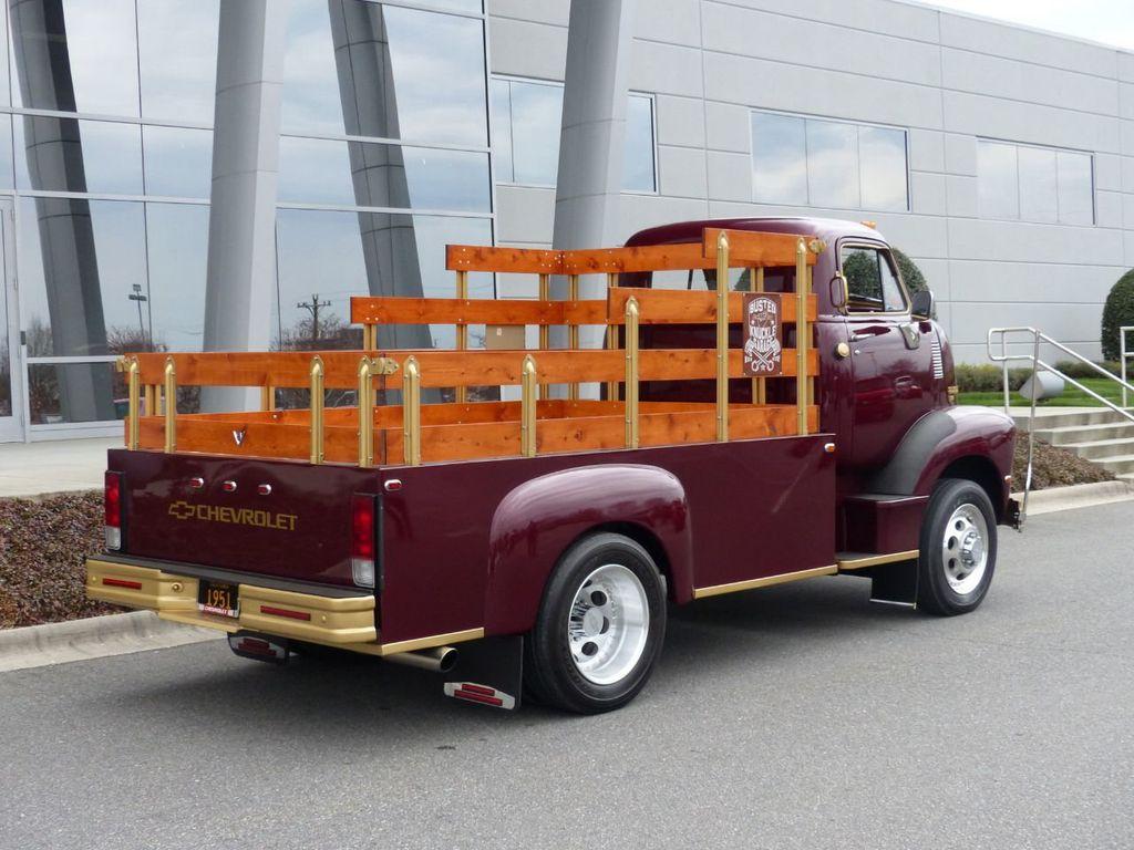 1951 Chevrolet 5100 COE  - 18907788 - 3