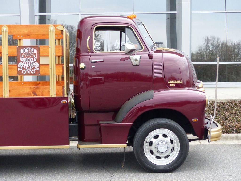 1951 Chevrolet 5100 COE  - 18907788 - 46