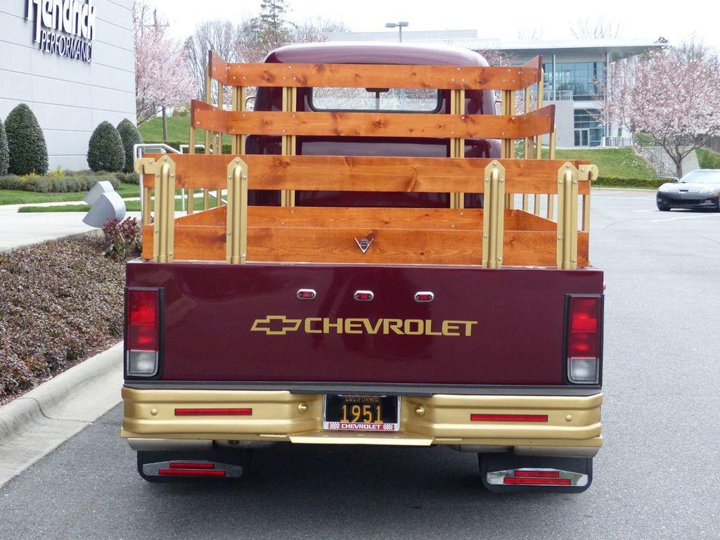 1951 Chevrolet 5100 COE  - 18907788 - 4