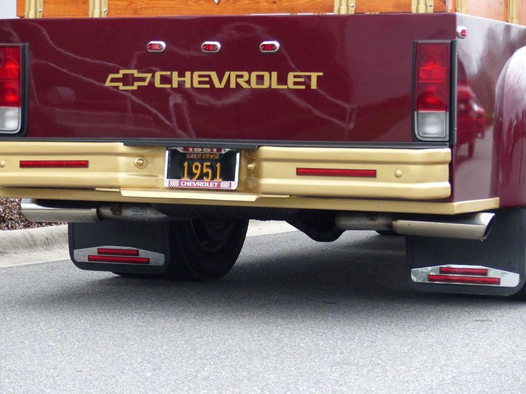 1951 Chevrolet 5100 COE  - 18907788 - 50