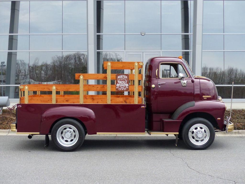 1951 Chevrolet 5100 COE  - 18907788 - 6