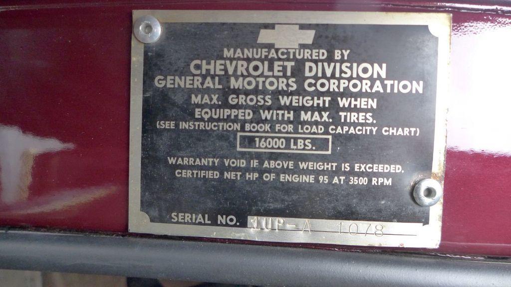 1951 Chevrolet 5100 COE  - 18907788 - 80