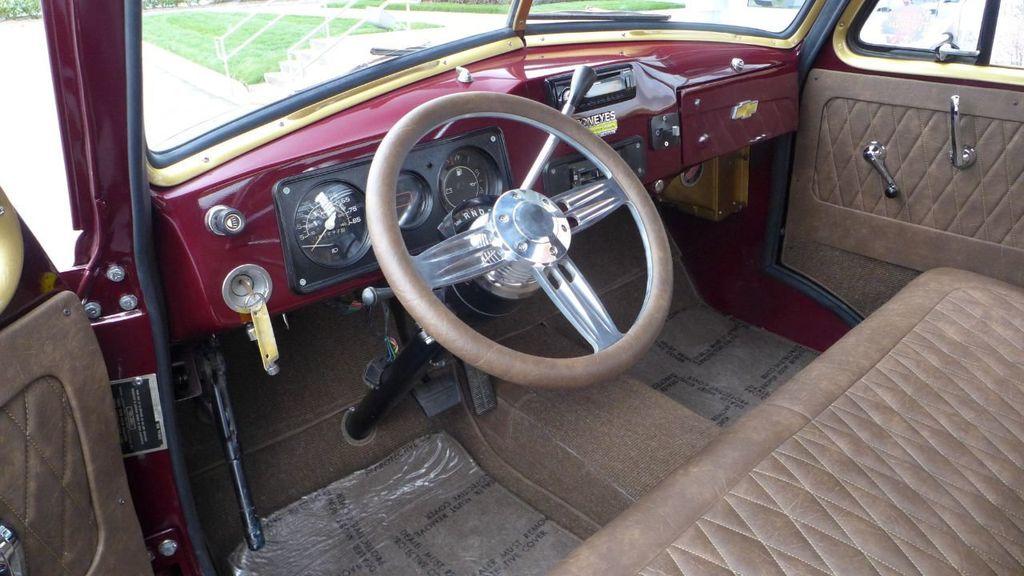 1951 Chevrolet 5100 COE  - 18907788 - 8