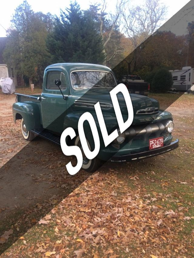 1951 Ford F-1  5 Star Extra Cab - 15720897 - 0