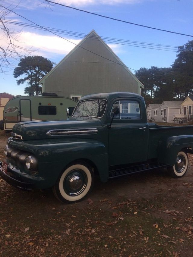 1951 Ford F-1  5 Star Extra Cab - 15720897 - 9
