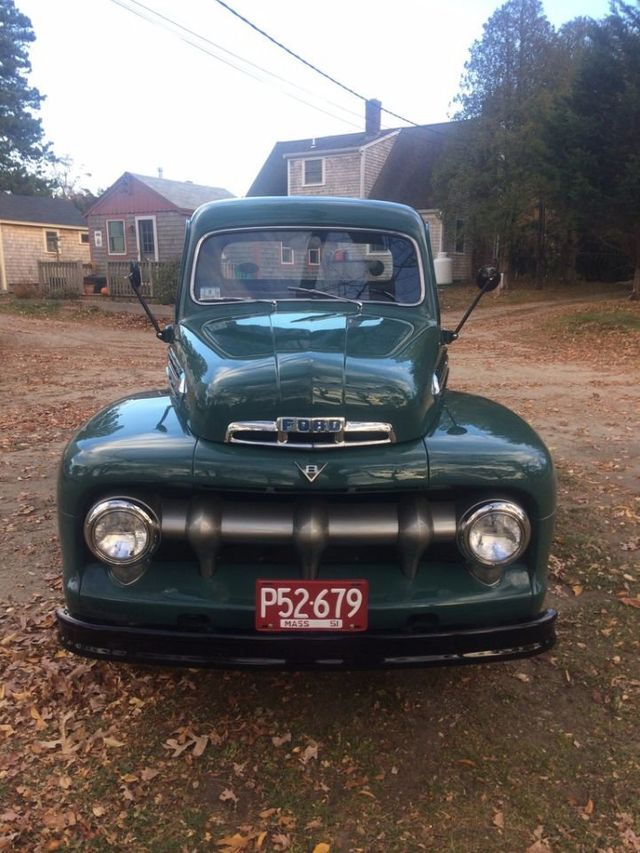 1951 Ford F-1  5 Star Extra Cab - 15720897 - 10