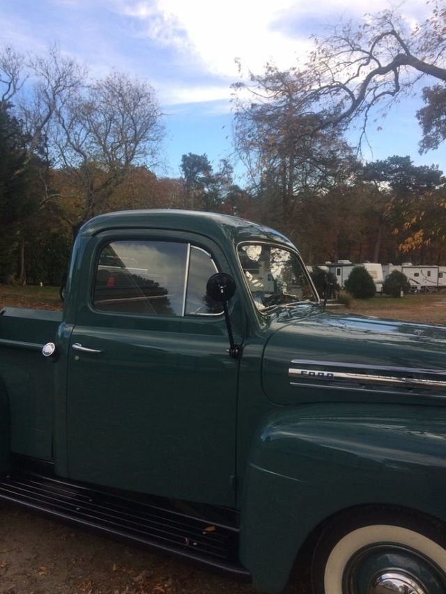 1951 Ford F-1  5 Star Extra Cab - 15720897 - 16