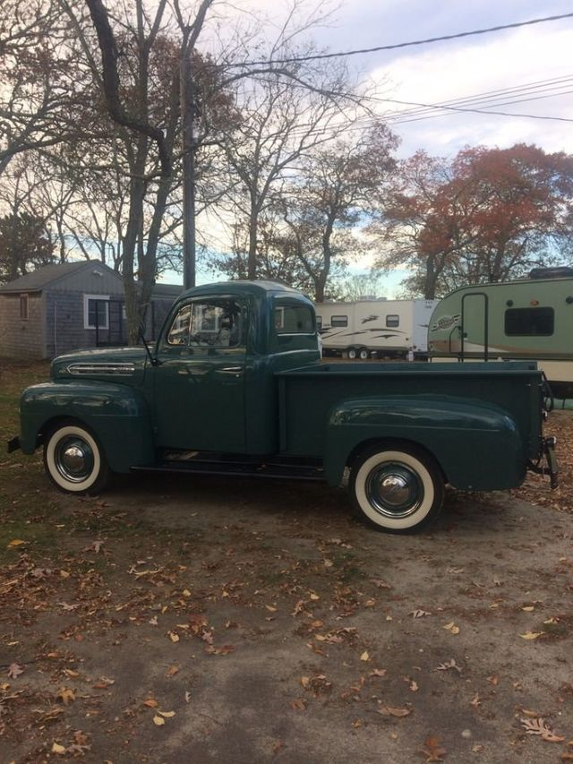 1951 Ford F-1  5 Star Extra Cab - 15720897 - 1