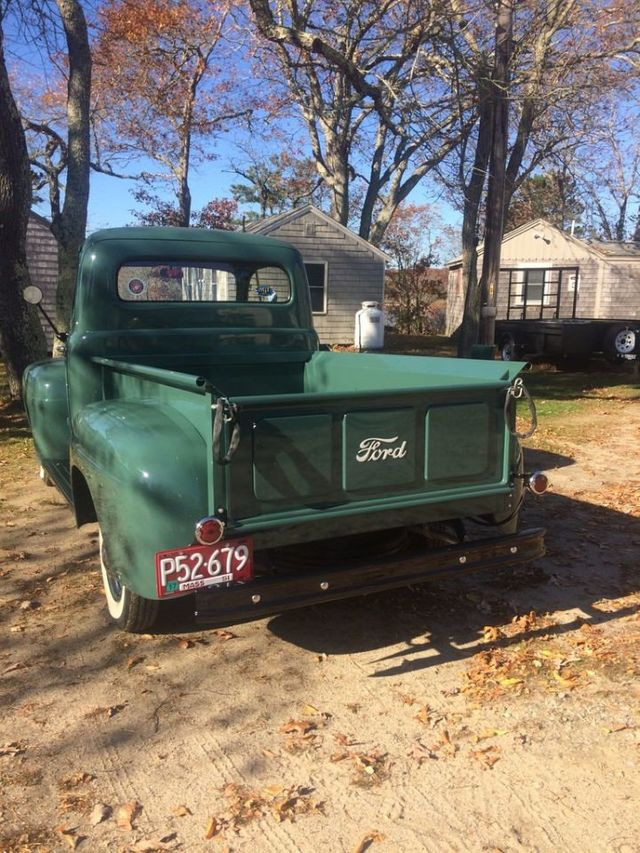 1951 Ford F-1  5 Star Extra Cab - 15720897 - 19