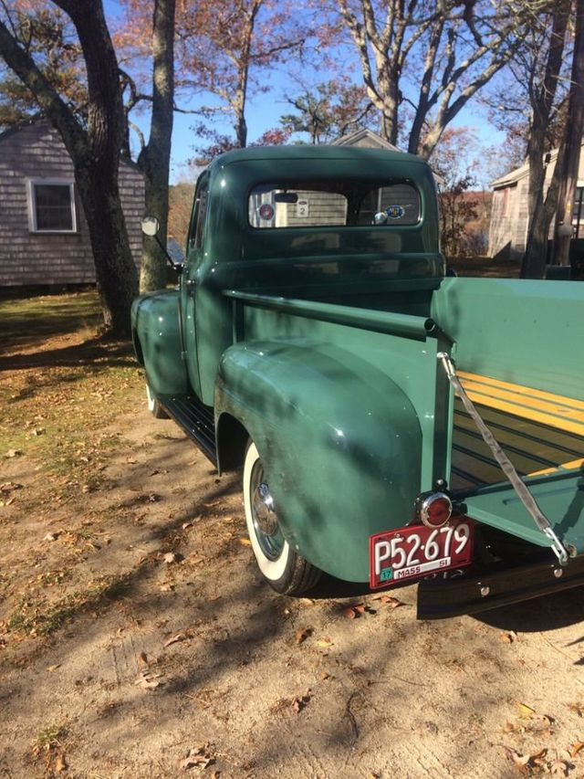 1951 Ford F-1  5 Star Extra Cab - 15720897 - 3