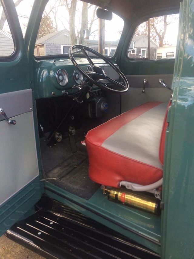 1951 Ford F-1  5 Star Extra Cab - 15720897 - 47
