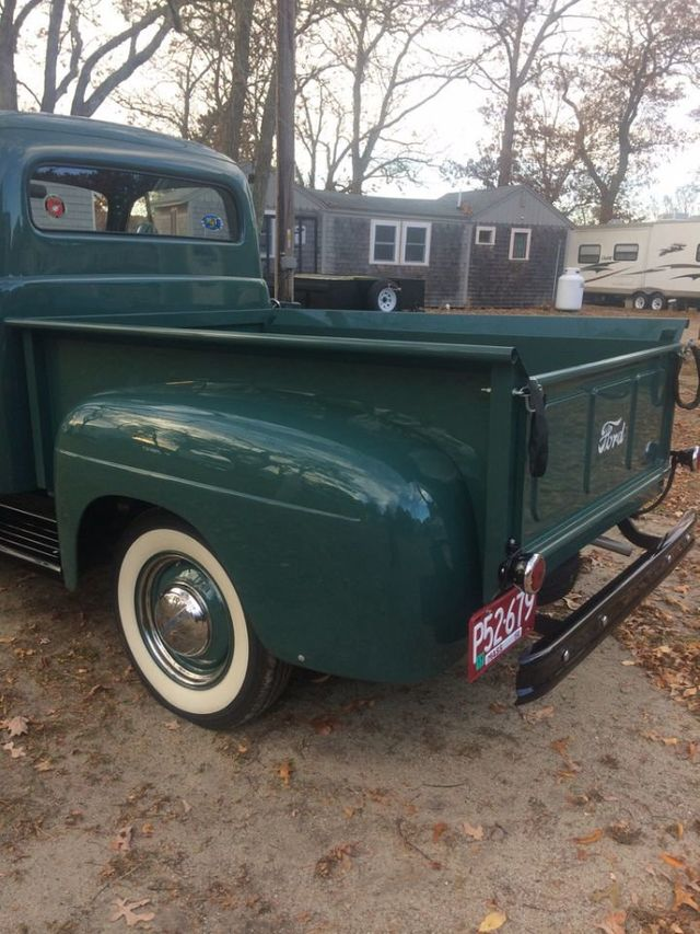 1951 Ford F-1  5 Star Extra Cab - 15720897 - 4